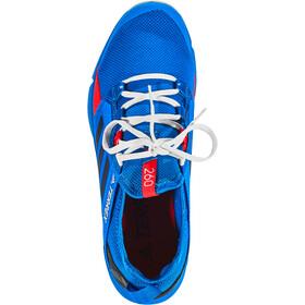 adidas TERREX Speed LD Zapatillas Trail Running Ligero Hombre, blue beauty/legend ink/active red